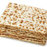 Image of Matzos bread