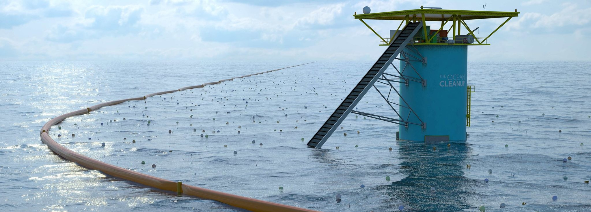 Boyan Slat and the Great Pacific Garbage Patch